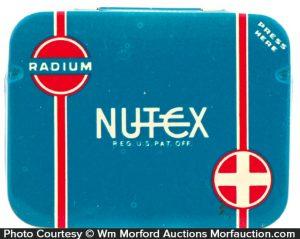 Nutex Radium Condom Tin