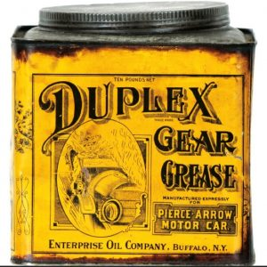 Duplex Grease Can
