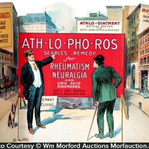 Ath-Lo-Pho-Ros Medicines Display