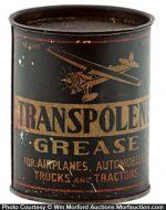 Transpolene Grease Tin