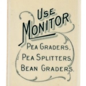 Monitor Pea Match Safe