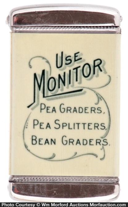 Monitor Pea Match Safe