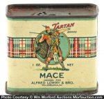 Tartan Spice Tin