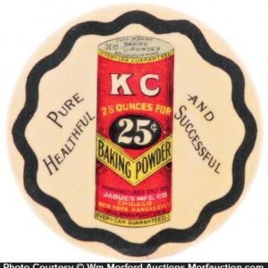 Kc Baking Powder Mirror
