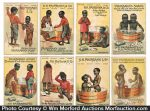 Fairbanks Soap Trade Cards