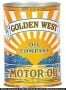 Golden West Oil Can