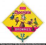 Chocolate Brownies Sign