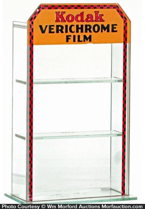 Kodak Display Case