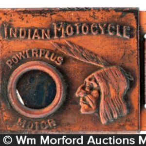 Indian Motorcycle Cigar Clipper