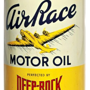 Air Race Motor Oil Can