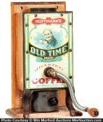 Old Time Coffee Grinder