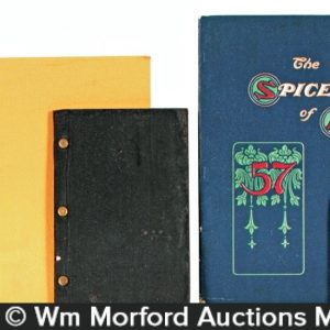 Vintage Heinz Booklets