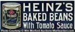 Heinz Baked Beans Sign
