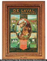 De Laval Green Sign