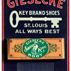 Giesecke Boots Match Holder