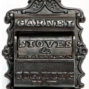 Garnet Stoves Match Holder