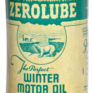 Zerolube Oil Can