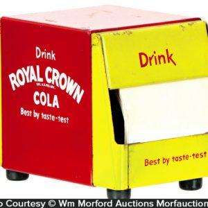 Royal Crown Cola Napkin Holder