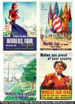 1940 World's Fair Posters