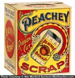 Peachy Scrap Tobacco Display Box