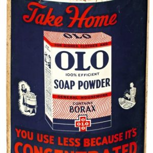 Olo Soap Powder String Holder