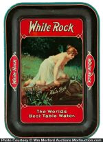 White Rock Tip Tray