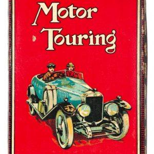 Motor Touring Game