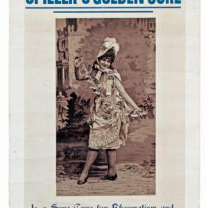 Spiller's Golden Cure Poster