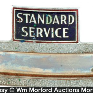 Standard Oil Cap Badge