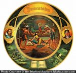 Jamestown Vienna Art Plate