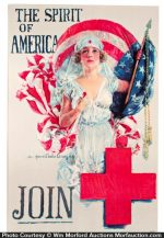 The Spirit Of America Poster