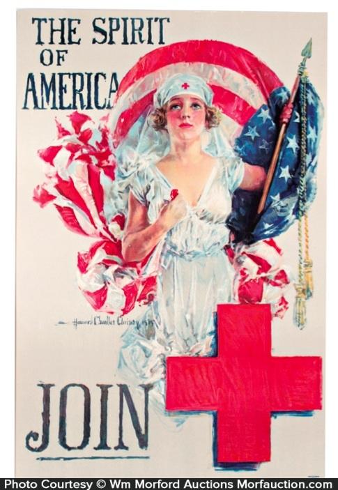 The Spirit Of America Poster
