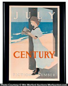 Century Magazine Poster