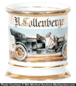 Auto Barber Mug