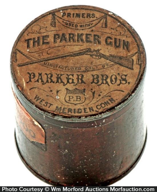 Parker Gun Tin