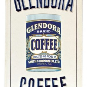 Glendora Coffee Sign