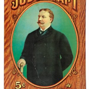Judge Taft Cigar Sign
