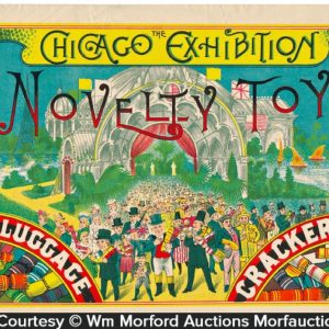 Chicago Exhibition Novelty Toy