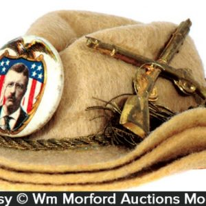 Miniature Teddy Roosevelt Hat