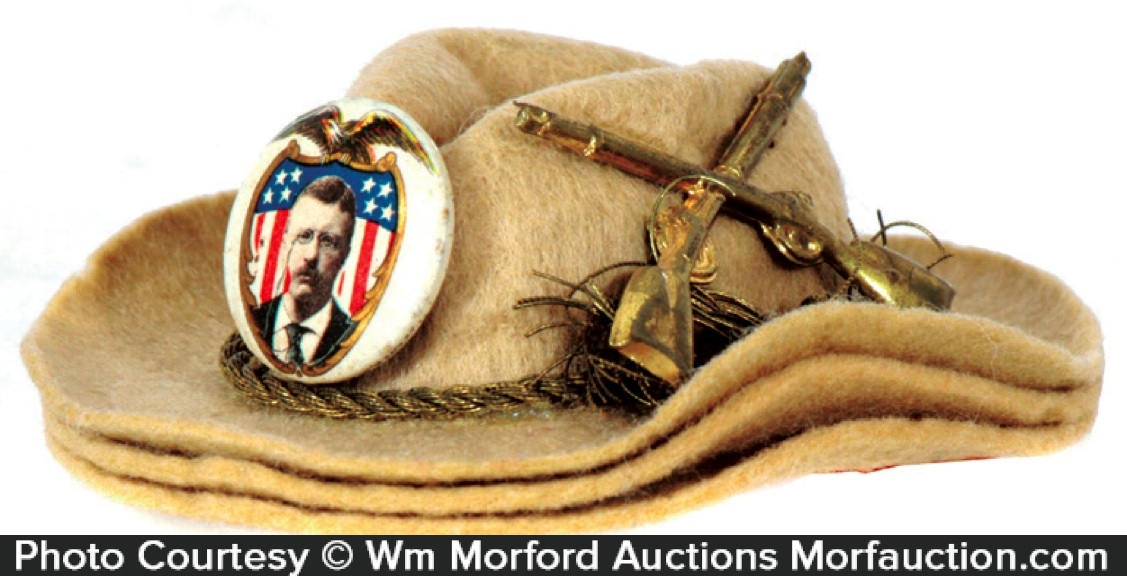 Miniature Teddy Roosevelt Hat