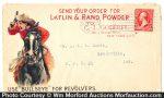 Laflin & Rand Envelope