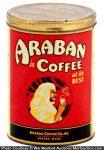 Araban Coffee Can