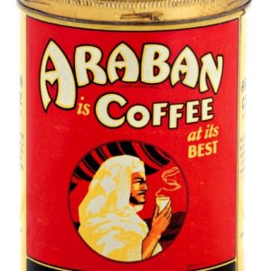 Araban Coffee Can