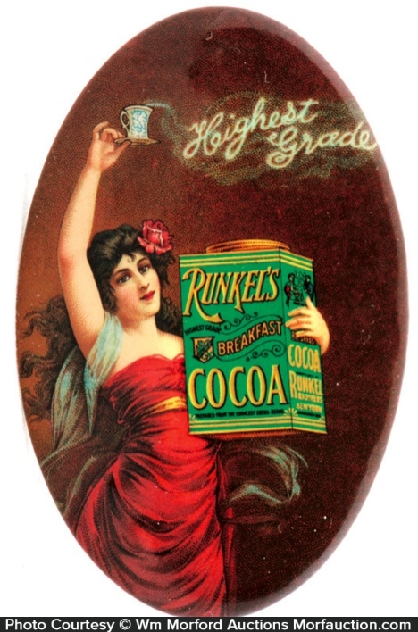 Runkel's Cocoa Mirror