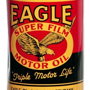Eagle Motor Oil Can