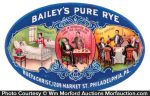 Bailey's Rye Whiskey Mirror