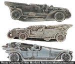 Vintage Auto Knives Lot