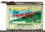 Trop-Artic Motor Oil Tin