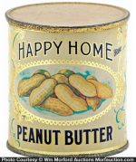 Happy Home Peanut Butter Tin