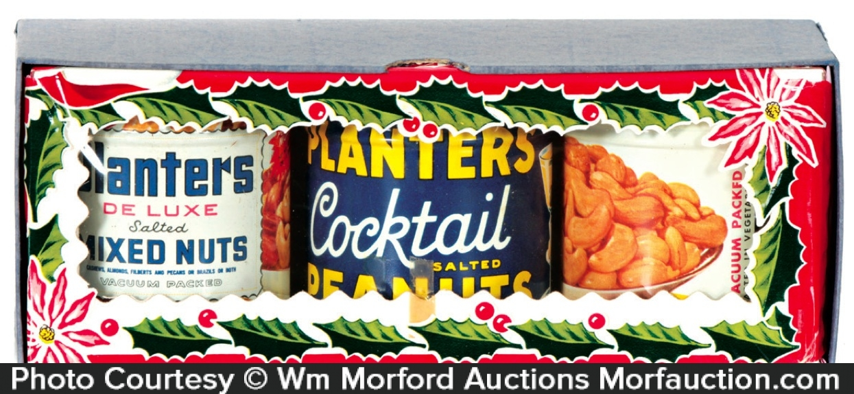 Planters Holiday Gift Pack Display